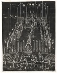 VIENNA 1699 -- [PRINTS]. HAEBI