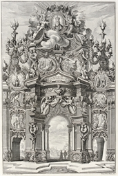 VIENNA 1700 -- HÖRMANN, Joseph