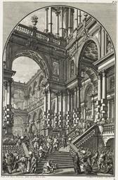 VIENNA 1740 -- BIBIENA, Giusep