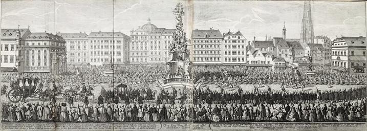 VIENNA 1740 -- KRIEGL, Georg C