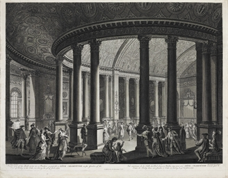 THEATER -- Two prints of Engli