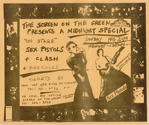 The Sex Pistols/Clash
