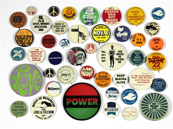 Counter Culture Pins