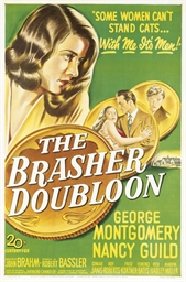 The Brasher Doubloon, 1946