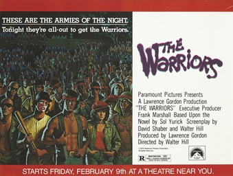 The Warriors, 1979