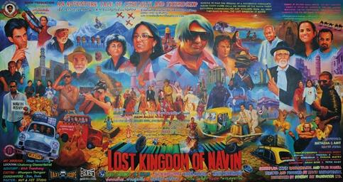 Lost Kingdom of Navin