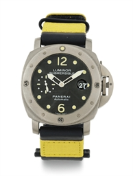 PANERAI. A LIMITED EDITION AUT