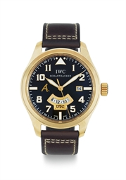 IWC. AN OVERSIZED LIMITED EDIT