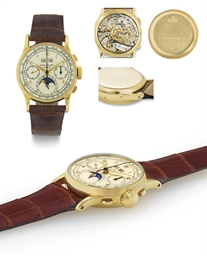 PATEK PHILIPPE.  AN EXTREMELY