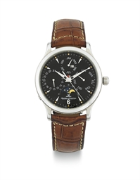 JAEGER-LECOULTRE. A STAINLESS