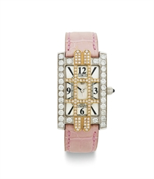 HARRY WINSTON.  A LADY'S TWO T