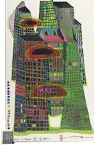 Friedensreich Hundertwasser (AUSTRIAN, 1925-2000)