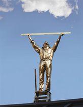 De man die de wolken meet - The man who measures the clouds