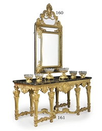 A FRENCH ORMOLU-MOUNTED EBONIS