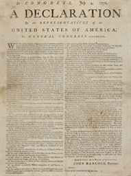 DECLARATION OF INDEPENDENCE. I