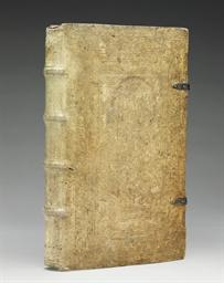 LONITZER, Adam. (1528-1586). K