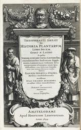 THEOPHRASTUS. (ca 371-ca 287 B