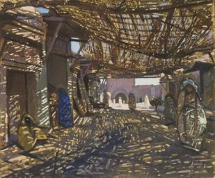 Souk à Bab Debar