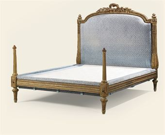 lit en partie d 39 epoque louis xvi european furniture works of art auction christie 39 s. Black Bedroom Furniture Sets. Home Design Ideas