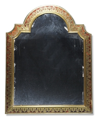 MIROIR D'EPOQUE LOUIS XIV