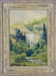 The Waterfall, Adirondacks