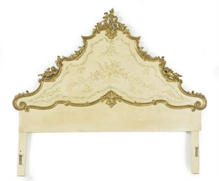A CONTINENTAL GILTWOOD AND POL