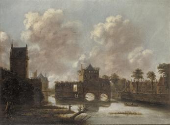 The 'Wittevrouwenpoort' in Utr