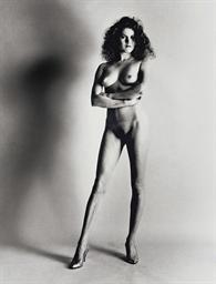 Big Nude II, Paris, 1980