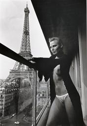 Hilton Hotel, Paris, 1976