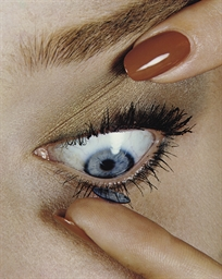 Contact Lens, New York, 1981