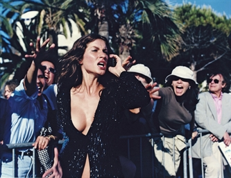 Gisele Bündchen, Cannes for Vo