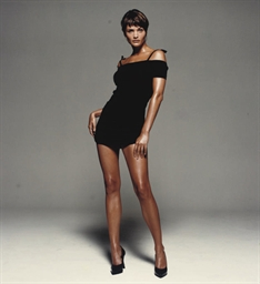 Helena Christensen, Paris for
