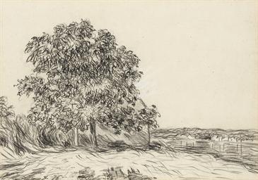 La plaine de Thomery et le vil