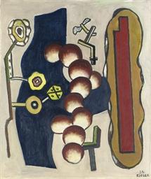 Composition aux dix boules