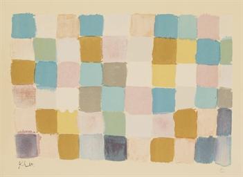 Composition en couleurs