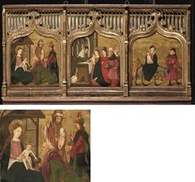 L'Adoration des Mages, La Prés