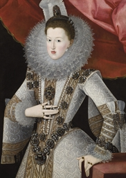 Portrait de Marguerite d'Autri