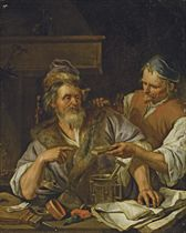 Un alchimiste