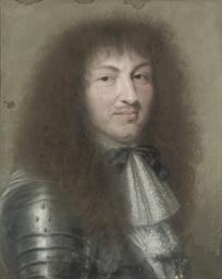 Portrait en buste de Louis XIV