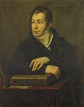 Portrait de Jacques Maximilien Benjamin Binsse, comte de Saint-Victor