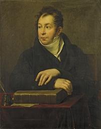 Portrait de Jacques Maximilien