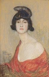 Portrait de Simone de Caillave