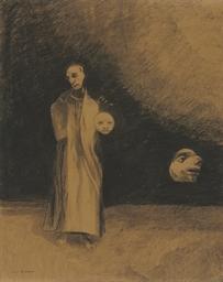 Le cauchemar (Les trois masque