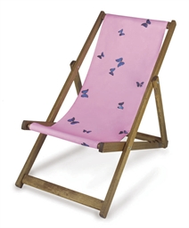 A Pair of Deck Chairs