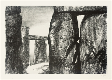 Stonehenge, Ganymed Original E