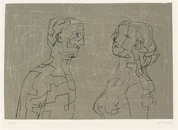 Man and Woman (Cramer 538)
