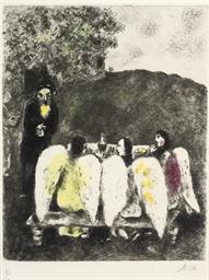 Abraham et Les Trois Anges, fr