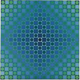 Alom Bleu/Vert