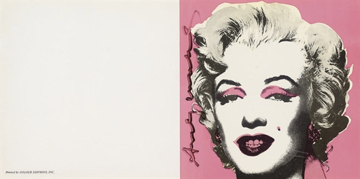 Marilyn: invitation (not in F.