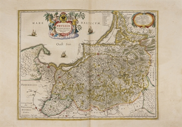 BLAEU, Willem (1571-1638) & BL